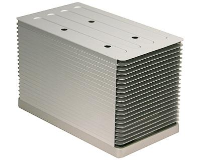 Mac Pro Heatsink - Processor B (8-Core) (2009)