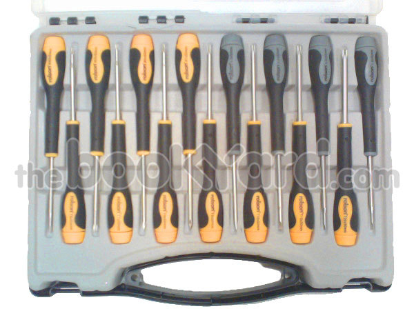15-Piece Precision Screw Driver Set