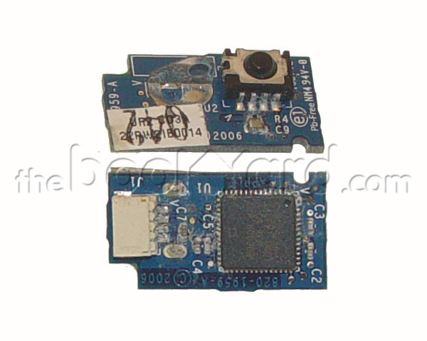 "MacBook Pro 17"" IR board"