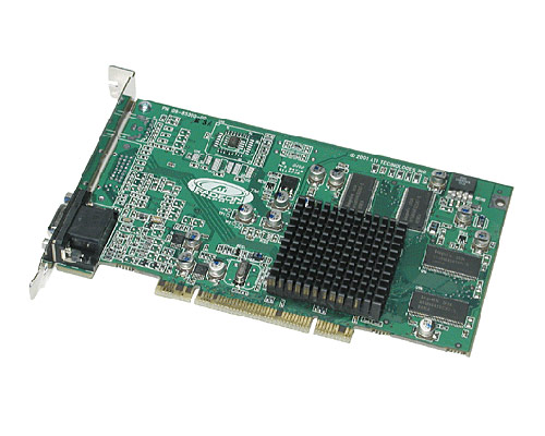 Xserve ATI Radeon 7000 RV100 PCI VGA Graphics Card