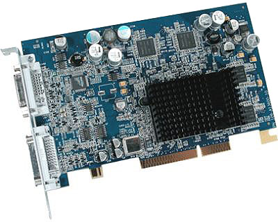 PowerMac G5 ATI Radeon 9600 XT Graphics Card (128MB)