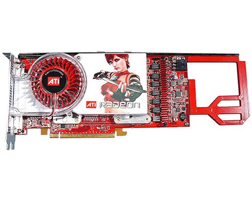 Mac Pro Video card, ATI Radeon X1900 XT, 512 MB (Orig)