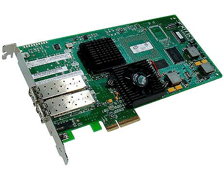 Fibre Channel Card - 4GB Dual-Channel PCI-E
