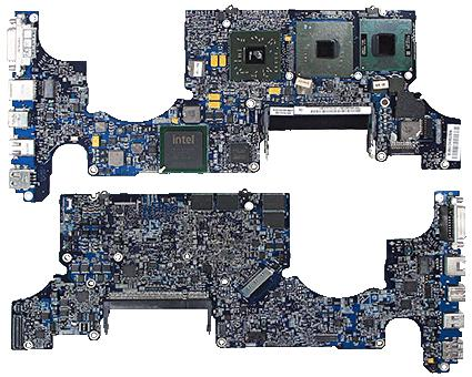 "MacBook Pro 17"" Logic Board 2.33GHz Core 2 Duo"