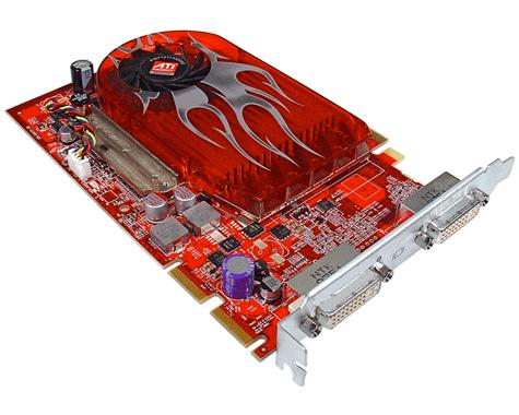 Mac Pro ATI Radeon HD 2600 XT Graphics Card (Early 08)