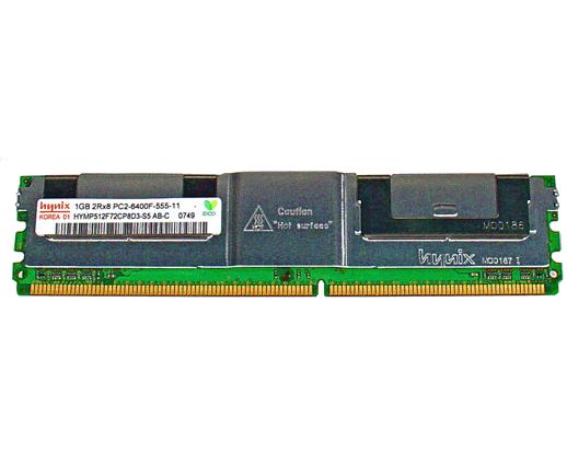 Xserve Intel DDR2 800 Ram - 2GB Kit (2x1GB) LF (08)