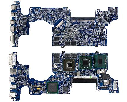 "MacBook Pro 17"" Logic Board 2.5GHz (early 2008)"