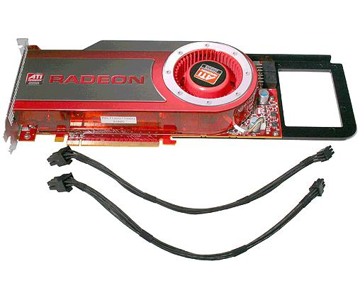 Mac Pro ATI Radeon Graphics Card - HD 4870 (512MB)