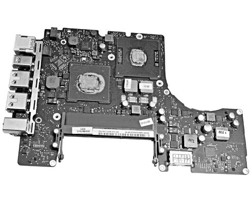 MacBook White Unibody Logic Board, 2.4 GHz (2010)