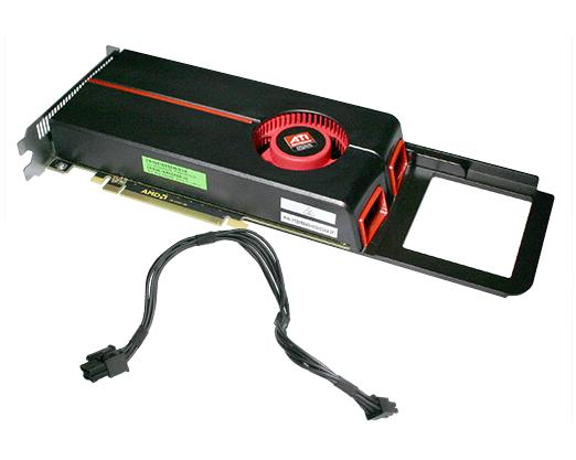 Mac Pro ATI Radeon Graphics Card - HD 5870 1GB