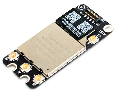 Unibody MacBook Pro AirPort/BT card (2011)