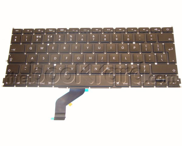 "Retina MacBook Pro 13"" Keyboard - UK (12/E13)"