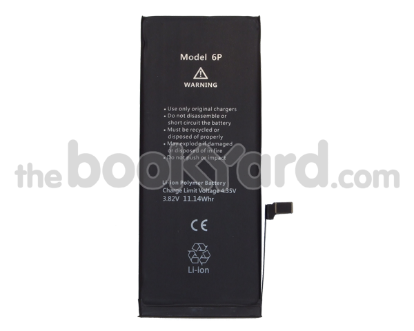 iPhone 6+ Main Battery - High Quality Replacement