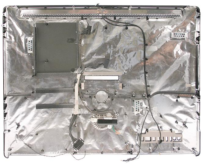 "iMac Alu 24"" Rear Housing Unit/w Chassis (07)"
