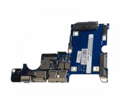 "MacBook Pro 15"" IO Board, DC-in/Audio (08)"