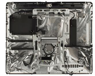 "iMac Alu 20"" Rear Housing Unit (09)"