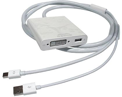 Apple Mini DisplayPort to Dual-Link DVI cable