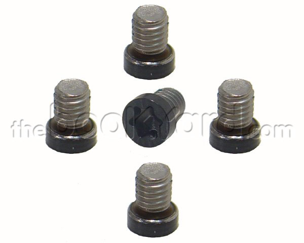 Mac Pro Screw Set - Inlet/Exhaust Screw (x5) (L13)