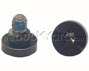 Mac Pro Screw Set - Power Supply Cover (x2) (L13)