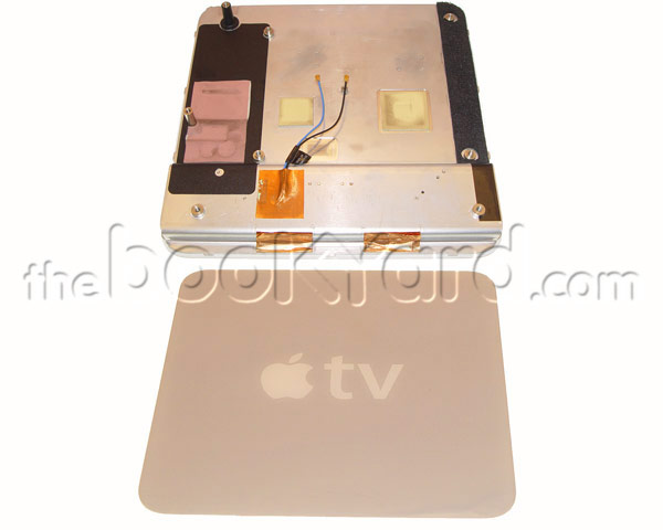 Apple TV Top Cover with Airport Antenna (1st Gen)