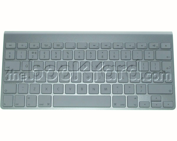 Apple Aluminium Wireless Bluetooth Keyboard, British (11)