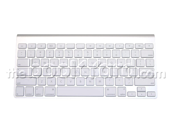 Apple Aluminium Wireless Bluetooth Keyboard, US (11)