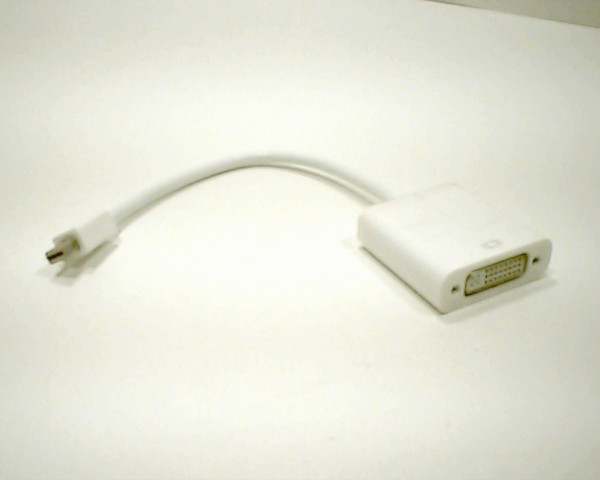 Mini DisplayPort to DVI