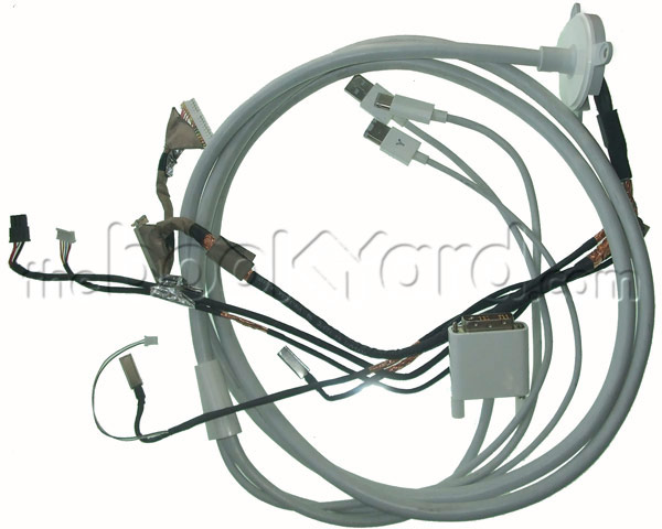 "Aluminium Cinema Display 20"" All In One Cable (2005 DVI)"