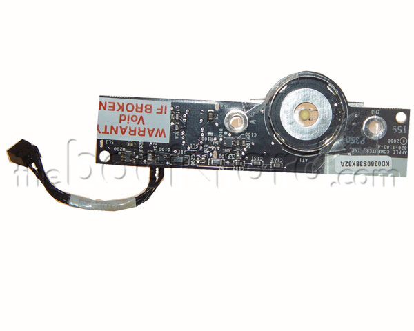 PowerMac G4 Cube Power Sensor board