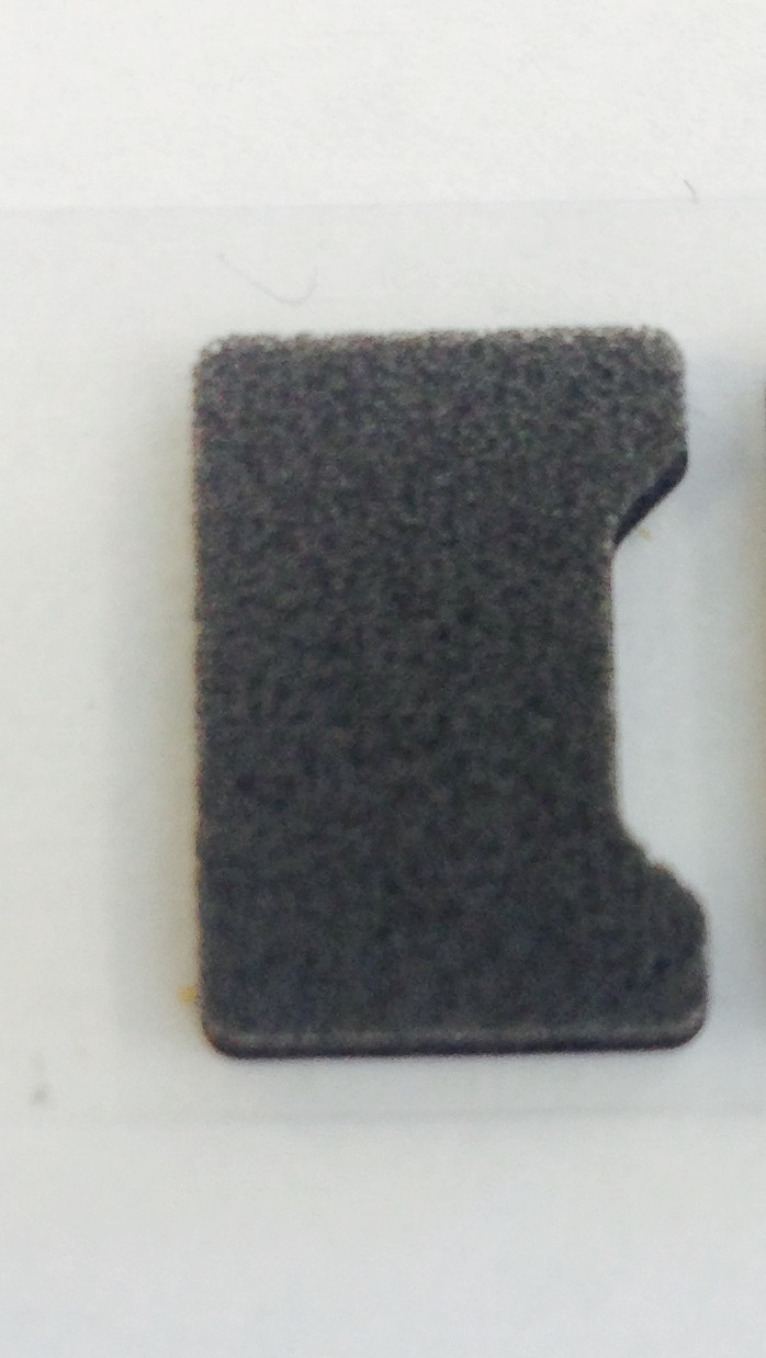"MacBook Pro Retina 15"" Foam for RIO Flex"