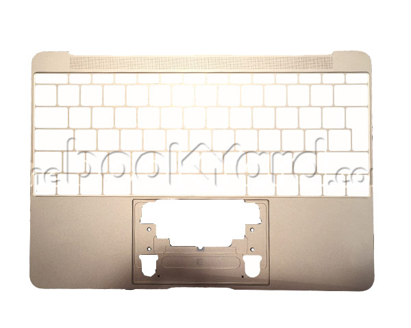 "Macbook Retina 12"" Top Case Chassis -  International (GLD) (15)"
