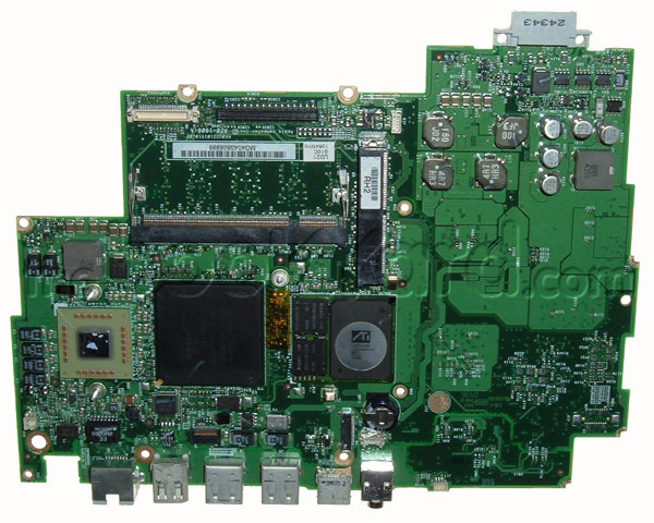 "iBook G4 14"" logic board 1.07GHz"