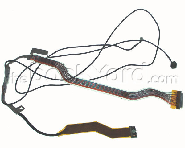 "iBook G4 14"" LVDS display cable (25mm connector)"