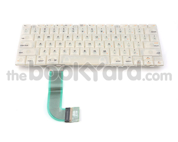 iBook G3 Clamshell keyboard FireWire Graphite, English