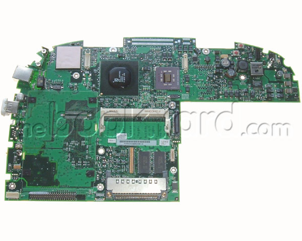 iBook G3 ClamShell 300Mhz Logic Board 32MB