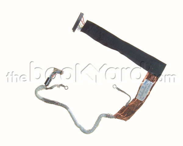 iBook G3 ClamShell LVDS Cable Samsung