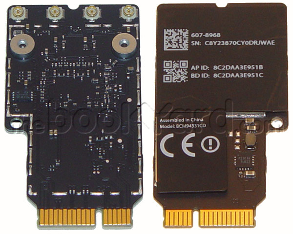 "iMac 21.5""/27"" Airport/Bluetooth Combo Card (12/E13)"