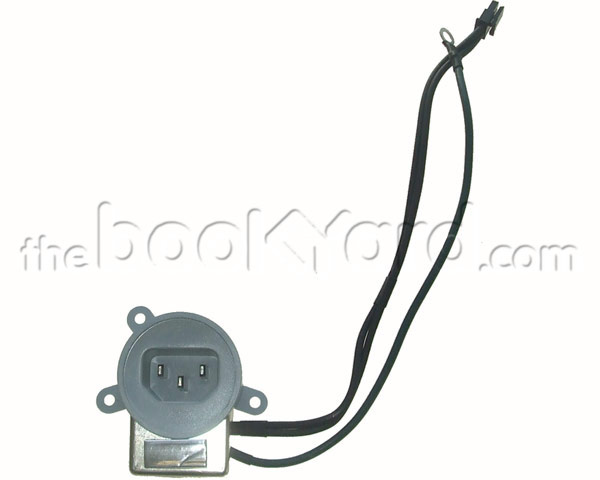 "iMac 21.5"" AC Filter and UK Mains Socket (10)"