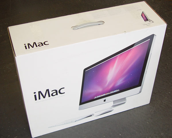"27"" Cinema Display Box (Thunderbolt)"