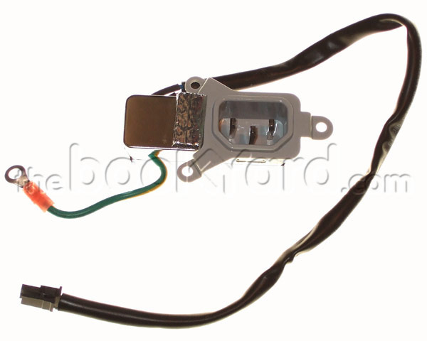 "iMac Intel 17"" Mains Input Socket and Filter"