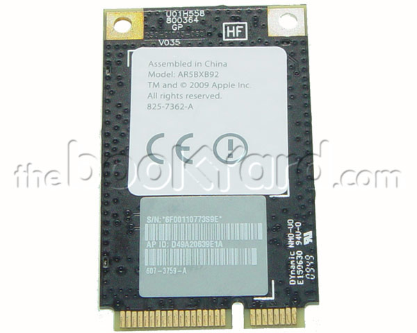 "iMac 21.5""/27"" AirPort Card - British (09-11)"