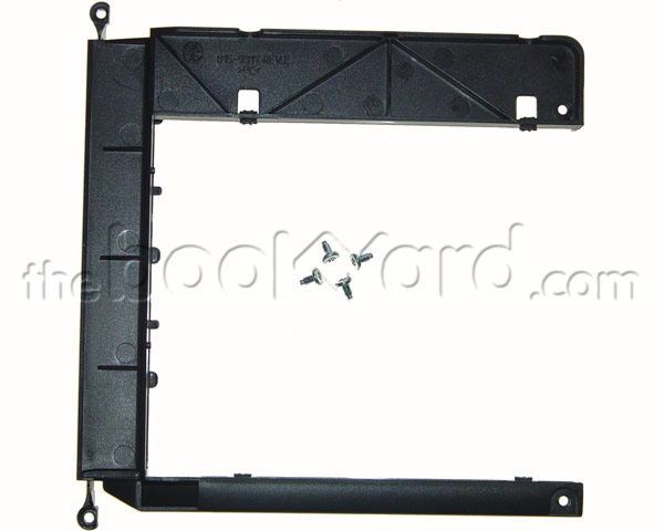 iMac Alu optical bezel + screws, Hitach/LG (07/08/Early 09)