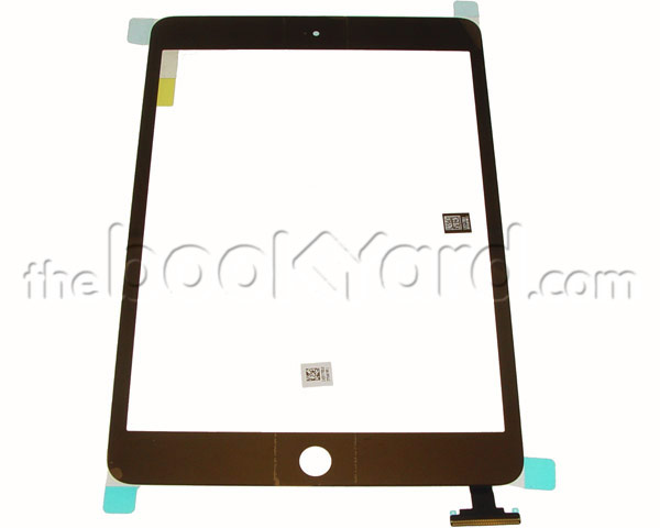 iPad Mini Digitizer/glass Only - Space Grey Original