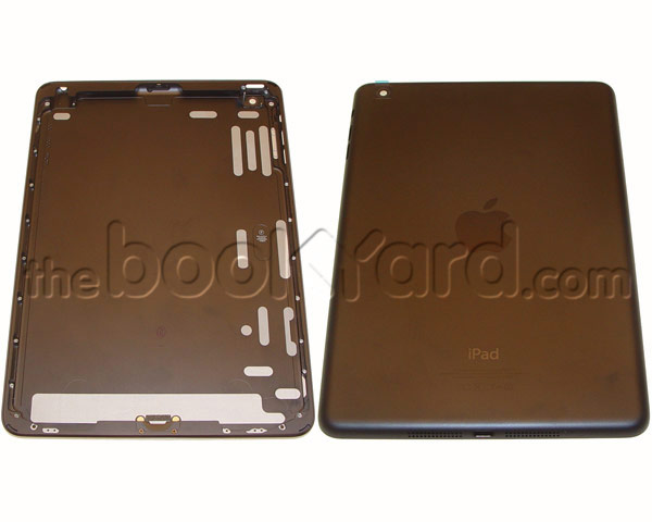 iPad Mini Rear Housing Unit - WIFI Black