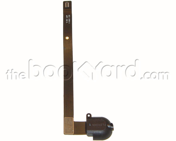 iPad Air Headphone Flex Cable - Black