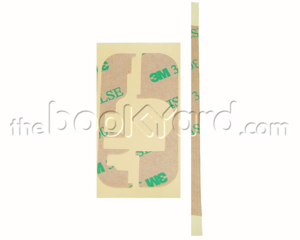 iPhone 3GS Display Tape Kit - 3M (4 Piece)