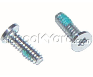 iPhone 4/4S - Screw Set - Casing Security - Silver (Torx) (x1)