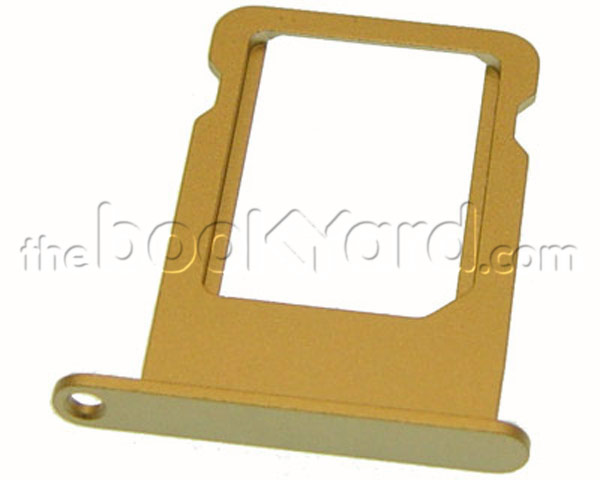 iPhone 5S/SE Sim Tray - Gold