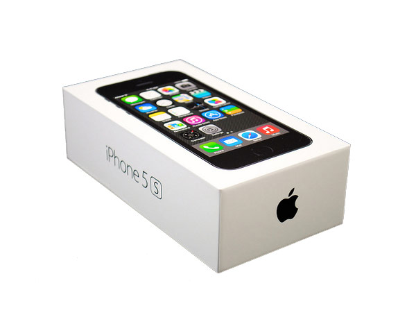 iPhone 5s Box - Gold