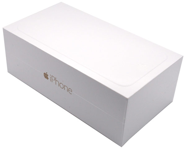 iPhone 6 Apple Original Box